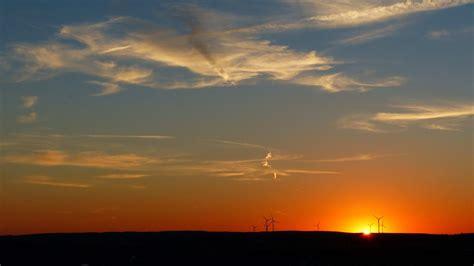 picture sunrise silhouette outdoor dawn sun sky