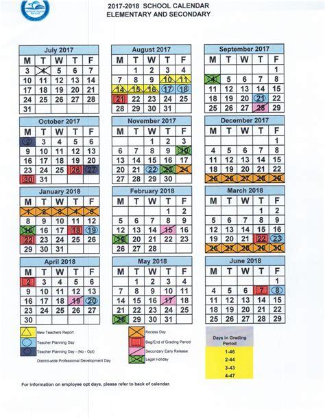dcps school year calendar printable cost