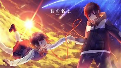 Mitsuha Na Miyamizu Anime Kimi Wa Taki