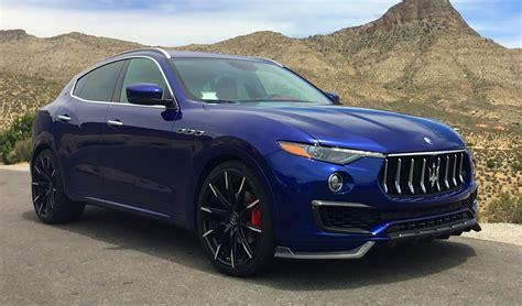 Carbon Fiber Coming to the Maserati Levante from LARTE Design