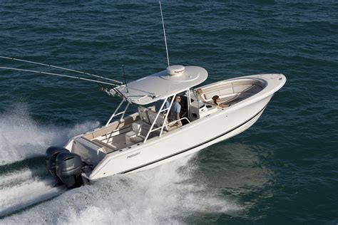 Pursuit Boats by Pier 33 To Debut Two New Models From Pursuit Boats At 2013