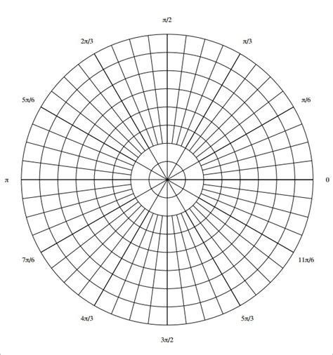 polar graph paper   documents   word