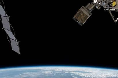 Satellite Nasa Solar Cubesat Space Station International
