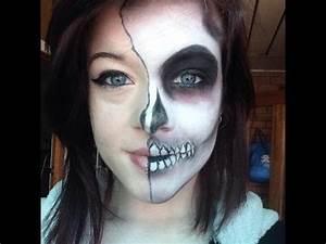 Zombie Makeup Tutorial - Mugeek Vidalondon