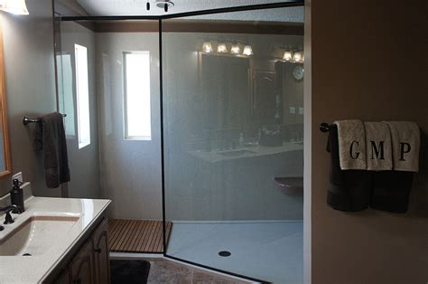 In Shower by Standard Showers