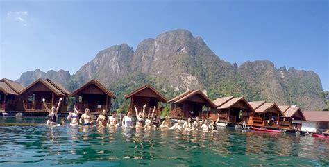 Khao Sok Lake, Khao Wong, Thailand  Koh Sak National Park
