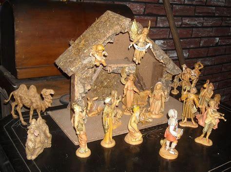 fontanini nativity set collectors weekly