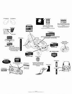 Mtd 13al78xt299  247 203753   T1600   2015  Parts Diagram