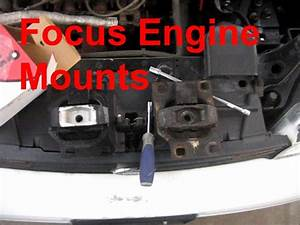 Ford Focus Motor Mount Vibration