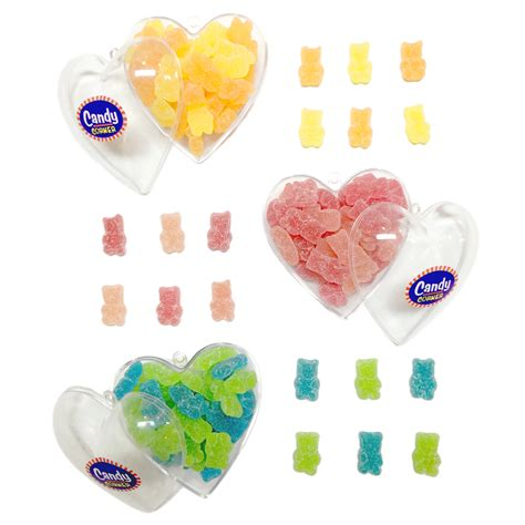 I Love You BEARy Much 80g x 3pcs - Candy Corner