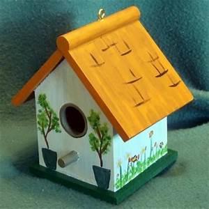 Birdhouse, Ideas, Birdhouse, Painting, Ideas, Creative