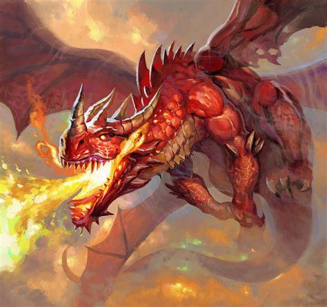 red dragon frank lee  artstation  httpswww
