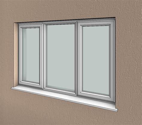 variable triple window essential bim