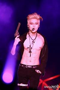 Lee Taemin images TAEMIN WITH ABS AND GUN - SMTOWN TAIWAN ...