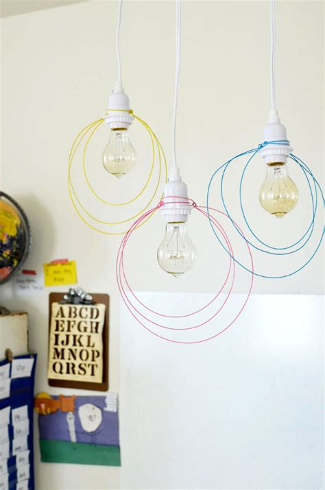 fun diy lighting ideas  teens