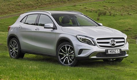 mercedes cla gla  matic price  features