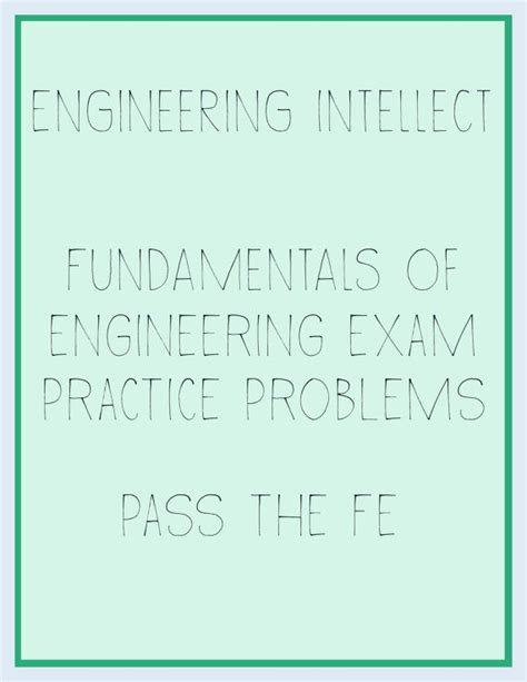 eit practice exam fe eit fundamentals of engineering test help for civil
