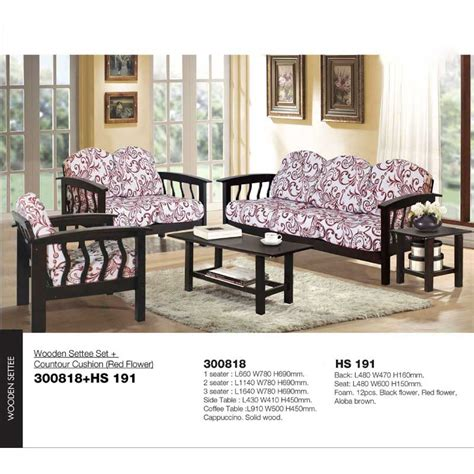 Wooden Settee Furniture by Wooden Settee Furniture Mania By National