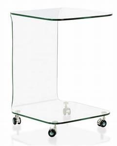 Beistelltisch 40 X 40 : design beistelltisch mit rollen bruno 40 x 40 cm glas ebay ~ Bigdaddyawards.com Haus und Dekorationen