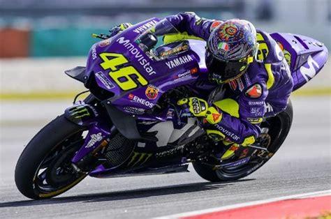Valentino rossi terlihat puas dengan hasil hari pertama tes motogp di sirkuit catalunya, tapi, dia juga masih menyimpan ganjalan. Hasil Tes Pramusim MotoGP Qatar 2018 Hari Ketiga : Okezone ...