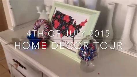 Home Decor 4th Of July Sale : 4th Of July Home Decor Tour