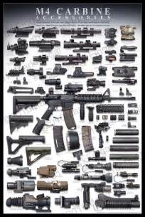 M4 Carbine Tactical Accessories