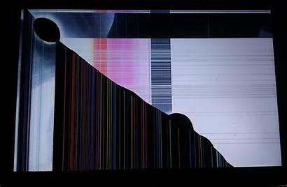 Broken Screen Lcd Cracked Laptop Computer Prank