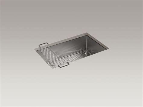 kohler large sink protector standard plumbing supply product kohler strive k 5409
