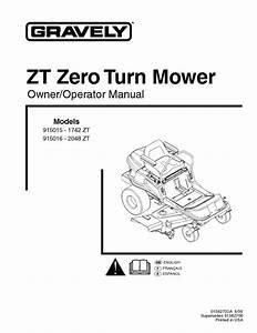 915015 - 1742 Zt  9150156 - 2048 Zt Manuals