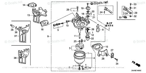 honda small engine parts gx oem parts diagram