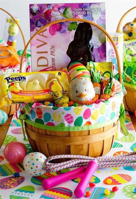 Easter Sugar Cookies And The Perfect Easter Basket From