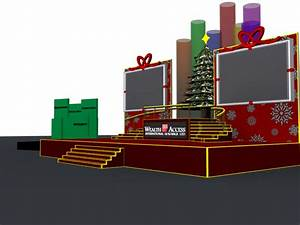 WealthAccess 3D Stage design for event. by AvantGarde15 on ...