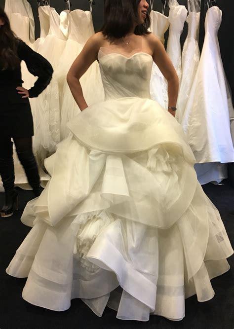 Vera Wang Katherine Used Wedding Dress On Sale 45 Off