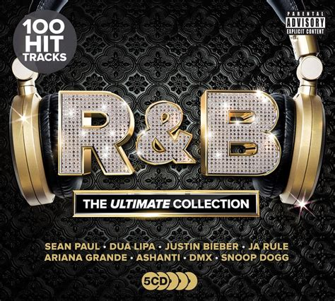 R&B: The Ultimate Collection   CD Box Set   Free shipping ...