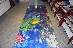 3d Boden Verlegen : 3d boden mit korallmuster ~ Lizthompson.info Haus und Dekorationen