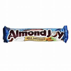 Almond Joy | Send Candy Bars