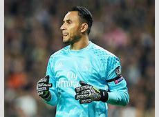 Real Madrid's next No1 Who will replace Keylor Navas