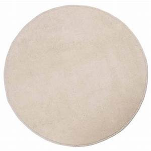 tapis rond beige With tapis pas cher rond