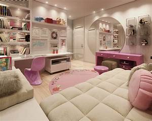 Teenage room designs for The ideas for teen bedroom decor