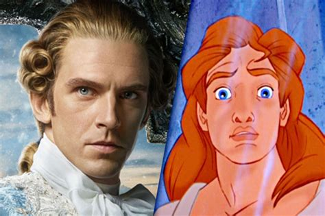 'beauty And The Beast''s Human Prince Is Always A Letdown