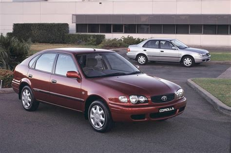 2000 Toyota Corolla Review by Used Toyota Corolla Review 1999 2001 Carsguide