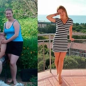 За полгода похудела на 10 кг за месяц
