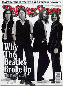 Rolling Stone Magazine Sep 09 Why The Beatles Broke