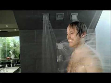 I Watched My Shower - kohler tv commercial opera shower