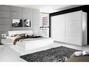 Schlafzimmer Hochglanz Weiß : silent komplett schlafzimmer weiss hochglanz 4 teilig 200 cm ~ Frokenaadalensverden.com Haus und Dekorationen