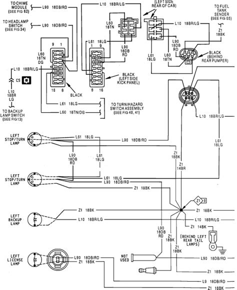 Wiring Diagram 2001 Jeep Xj by Jeep Xj Light Wiring Diagram Wiring Diagram
