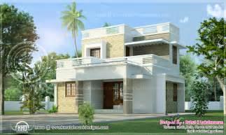 2 floor house small 2 storey villain 1280 sq ft kerala home design and floor plans