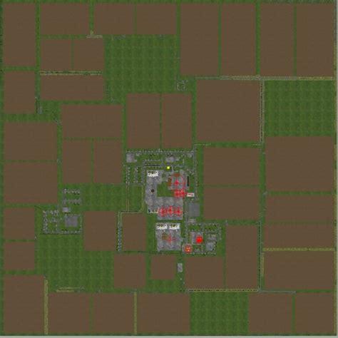 borderland xxl map   farming simulator   mod