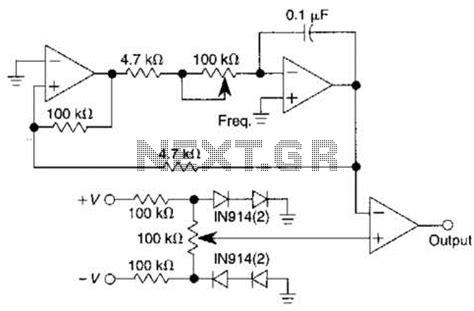 Oscillators Varius Circuits Pulse Generator With