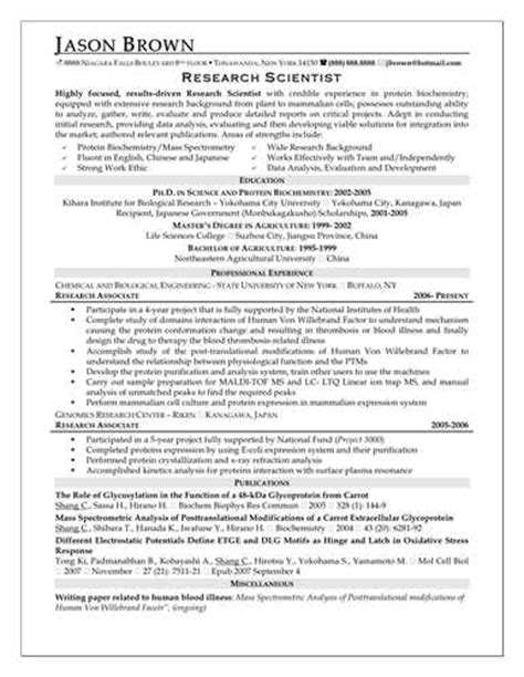 Environmental Scientist Resume Sle by Data Scientist Resume Objective 15 Images Phlebotomy